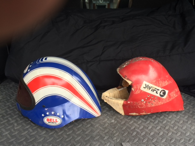 1992 Speed Ski Helmet