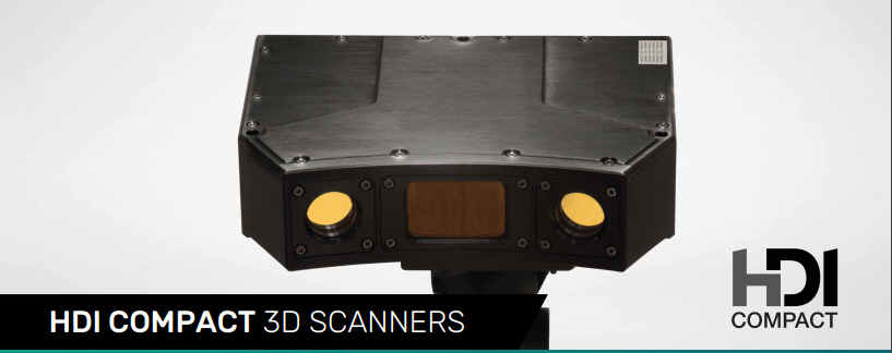 HDI Compact 3d Scanner